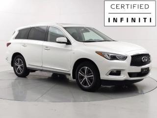 Used 2019 Infiniti QX60 Pure AWD, Heated steering/seats, Sunroof, Blind spot warning for sale in Winnipeg, MB