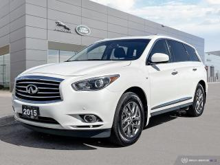 Used 2015 Infiniti QX60 AWD 4dr SOLD and DELIVERED! for sale in Winnipeg, MB