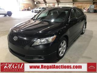 Used 2008 Toyota Camry SE 4D Sedan for sale in Calgary, AB