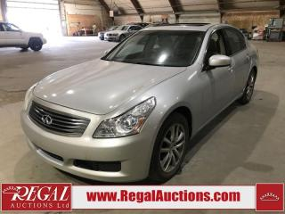 Used 2007 Infiniti G35 for sale in Calgary, AB
