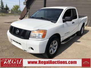 Used 2011 Nissan Titan for sale in Calgary, AB