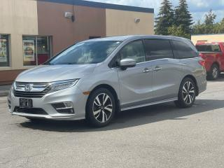 Used 2018 Honda Odyssey TOURING NAVIGATION/DVD/SUNROOF/8 Pass for sale in North York, ON
