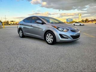 Used 2016 Hyundai Elantra L+, 4 DR SEDAN, CERTIFIED!! for sale in Mississauga, ON