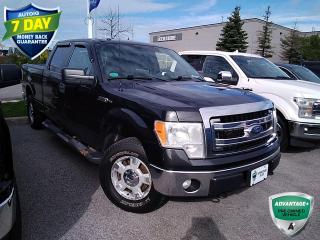 Used 2014 Ford F-150 XLT | KEYLESS ENTRY | CLOTH BENCH | ALLOYS | TAILGATE ASSIST | for sale in Barrie, ON