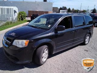 Used 2012 Dodge Grand Caravan SE/SXT | CLEAN CARFAX | PWR WNDWS & LOCKS | KEYLESS ENTRY | for sale in Barrie, ON