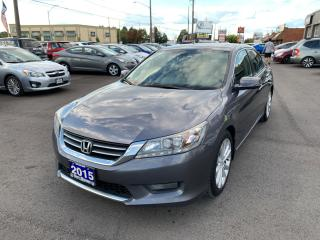 Used 2015 Honda Accord Touring for sale in Hamilton, ON