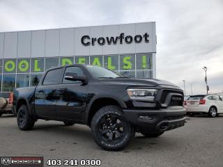 New 2022 RAM 1500 Rebel for sale in Calgary, AB