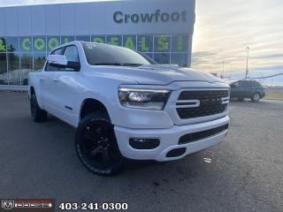 New 2022 RAM 1500 SPORT for sale in Calgary, AB