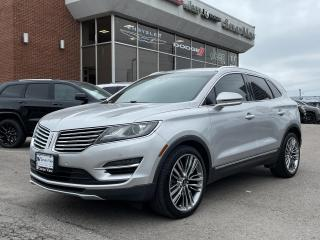 Used 2015 Lincoln MKC NAVI/DUAL SUNROOF/BLIND SPOT DETECTION for sale in Concord, ON