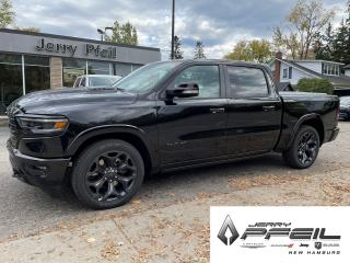New 2022 RAM 1500 LIMITED l LEATHER l POWER RUNNING BOARDS for sale in New Hamburg, ON