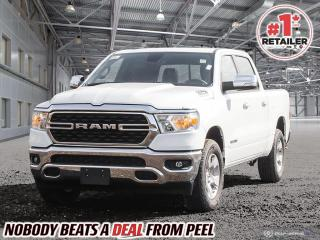 New 2022 RAM 1500 Big Horn for sale in Mississauga, ON