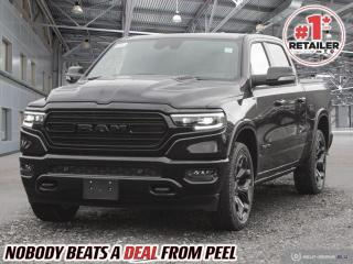 New 2022 RAM 1500 Limited for sale in Mississauga, ON