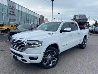 New 2022 RAM 1500 LIMITED LONGHORN IN STOCK HEADS UP DISPLAY 22