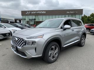 New 2022 Hyundai Santa Fe Preferred for sale in Port Coquitlam, BC