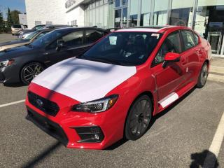 New 2021 Subaru WRX SPORT for sale in North Vancouver, BC
