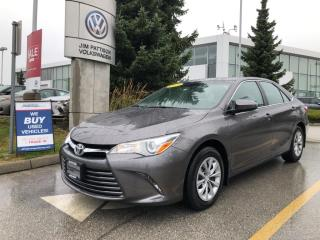 Used 2017 Toyota Camry LE for sale in Surrey, BC
