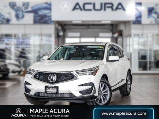 Used 2019 Acura RDX ELITE for sale in Maple, ON