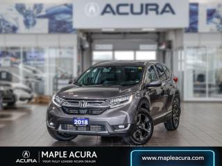 Used 2018 Honda CR-V Touring for sale in Maple, ON