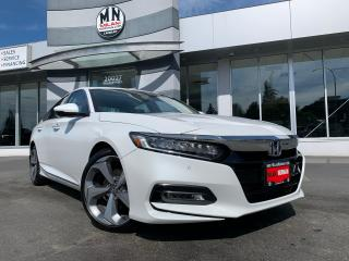 Used 2019 Honda Accord Touring 2.0T LEATHER NAVI CAMERA SUNROOF for sale in Langley, BC