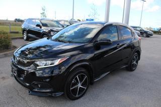 Used 2019 Honda HR-V 2.0L Sport for sale in Whitby, ON