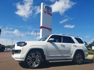 Used 2016 Toyota 4Runner Limited for sale in Moncton, NB