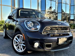 Used 2016 MINI Cooper Countryman ALL4|S|PANA ROOF|ALLOYS|HEATED SEATS|TRACTION CONTROL| for sale in Brampton, ON