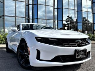 Used 2019 Chevrolet Camaro LT|ALLOYS|APPLE CARPLAY|REAR VIEW|CRUISE CONTROL| for sale in Brampton, ON