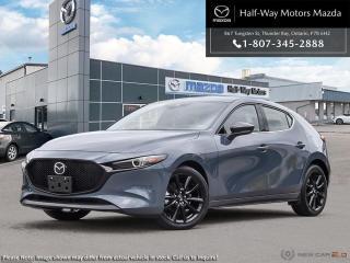 New 2021 Mazda MAZDA3 Sport GT w/Turbo for sale in Thunder Bay, ON