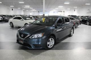 Used 2016 Nissan Sentra NO ACCIDENTS I KEYLESS ENTRY I POWER OPTIONS I SPORT I ECO for sale in Mississauga, ON
