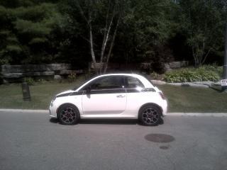 2012 Fiat 500 PRIMA EDIZIONE SPECIALE
