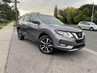 Used 2020 Nissan Rogue AWD for sale in Toronto, ON