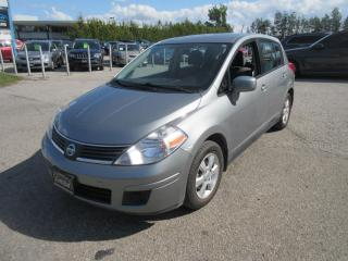 Used 2008 Nissan Versa ACCIDENT FREE for sale in Newmarket, ON