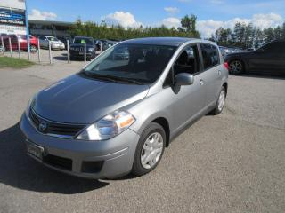 Used 2010 Nissan Versa ACCIDENT FREE for sale in Newmarket, ON
