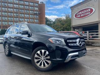 Used 2017 Mercedes-Benz GLS Class GLS 450 | NAVI | CAM | NLUETOOTH | 7 SEATS for sale in Scarborough, ON