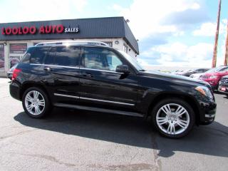 Used 2014 Mercedes-Benz GLK-Class GLK250 BlueTEC Panoramic Sunroof,Bluetooth Certified for sale in Milton, ON