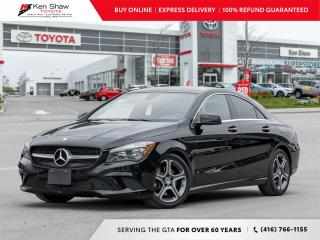 Used 2016 Mercedes-Benz CLA-Class 4MATIC® for sale in Toronto, ON