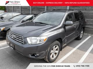 Used 2010 Toyota Highlander for sale in Toronto, ON