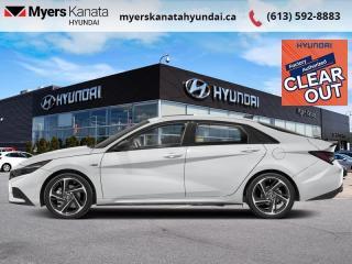 New 2022 Hyundai Elantra N Line  - $215 B/W for sale in Kanata, ON