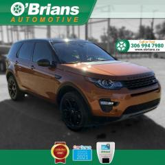 Used 2018 Land Rover Discovery Sport HSE for sale in Saskatoon, SK