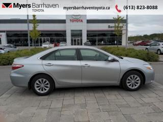 Used 2016 Toyota Camry LE  - $108 B/W for sale in Ottawa, ON