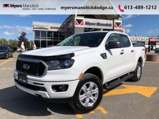 Used 2020 Ford Ranger XLT  XLT - 4x4 -  Hitch for sale in Ottawa, ON