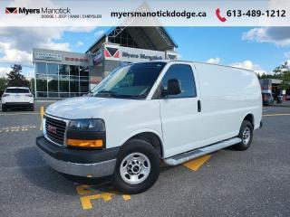 Used 2019 GMC Savana Cargo Van RWD 2500 135  Back up cam  + Cruise control for sale in Ottawa, ON