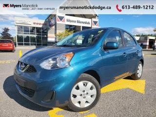 Used 2019 Nissan Micra SV  - $114 B/W - Low Mileage for sale in Ottawa, ON