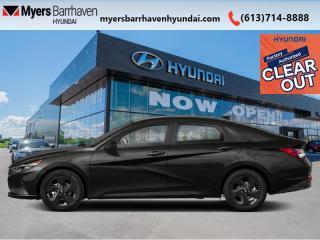 New 2022 Hyundai Elantra Preferred  - $152 B/W for sale in Nepean, ON