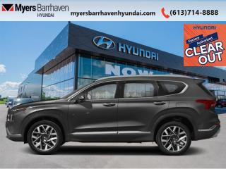 New 2022 Hyundai Santa Fe Ultimate Caligraphy AWD  - $304 B/W for sale in Nepean, ON