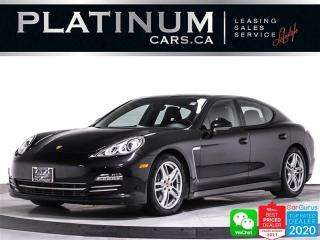 Used 2013 Porsche Panamera 4, 300HP, AWD, MEMORY PKG, HEATED, KEYLESS for sale in Toronto, ON