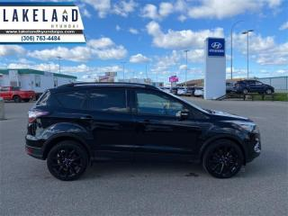 Used 2018 Ford Escape Titanium  - Leather Seats -  Bluetooth - $182 B/W for sale in Prince Albert, SK