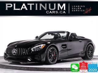 Used 2018 Mercedes-Benz AMG GT C, ROADSTER, 4.0L 550HP,NIGHT PKG, AMG DYNAMIC PKG for sale in Toronto, ON