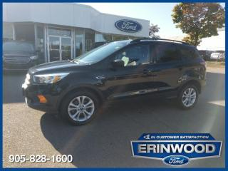 Used 2017 Ford Escape S for sale in Mississauga, ON