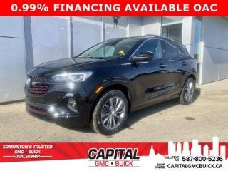 New 2022 Buick Encore GX Essence AWD for sale in Edmonton, AB